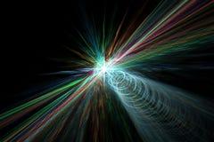 Полет звезды Стоковое фото RF