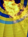 Полет от внутренности Стоковая Фотография RF