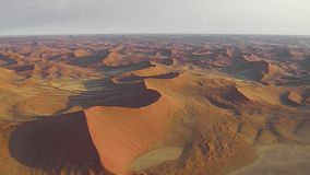Полет пустыни Sossusvlei видеоматериал