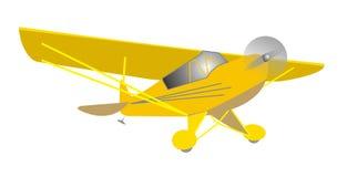 полет ретро Иллюстрация вектора
