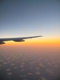 полет стоковое изображение rf