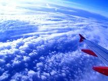 полет Стоковые Фото