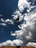 полет bike Стоковое Изображение RF
