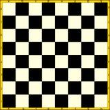 Поле для шахмат. Стоковое фото RF