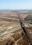поле земледелия Стоковое фото RF