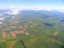 поле самолета Стоковая Фотография RF