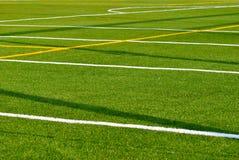 Поле спортов Стоковые Фотографии RF