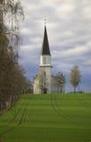 поле церков Стоковые Фотографии RF