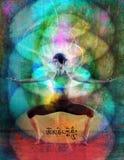 поле энергии chakra