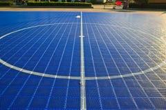 Поле Futsal Стоковое Фото