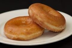 полива donuts Стоковая Фотография