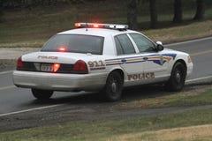 Полицейская машина Стоковое Изображение RF