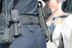 полицейский Стоковые Фотографии RF