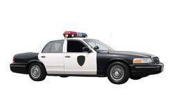 полиции автомобиля Стоковые Изображения RF