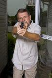 полиции сыщика действия Стоковое Изображение RF