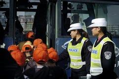 полиции Стоковое Изображение