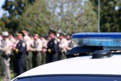 полиции Стоковые Фотографии RF