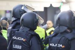 Полиция по охране общественного порядка 3 стоковые изображения