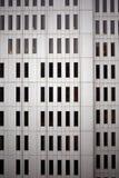 Полная рамка экстерьера корпоративного здания Стоковое Фото