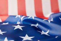 полное изображение рамки флага Соединенных Штатов Америки стоковые изображения rf