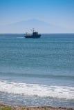 полное качание корабля Стоковые Фото