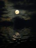 полнолуние Стоковая Фотография RF
