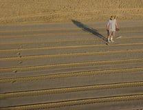 полностью мой песок Стоковые Фото