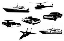 полностью один корабль Стоковые Фотографии RF
