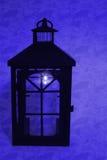 полночь фонарика Стоковая Фотография