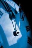 полночь часа Стоковое фото RF