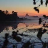 Полночь Стоковая Фотография