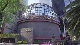 Полно- взгляд мексиканской фондовой биржи акции видеоматериалы
