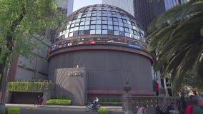 Полно- взгляд мексиканской фондовой биржи сток-видео