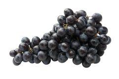 полно красный цвет изолированный виноградиной Стоковое Изображение RF