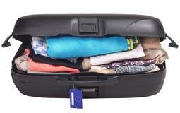 полный багаж Стоковые Изображения
