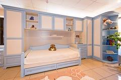 полный комплект мебели Стоковое фото RF