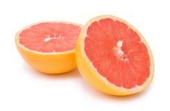 половина frapefruit своя Стоковые Изображения