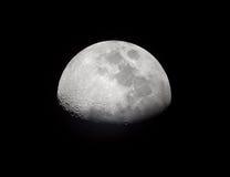 половинная луна Стоковая Фотография RF