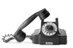 половинная труба телефона их Стоковые Фото