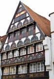 половинная timbered дом Стоковые Изображения RF