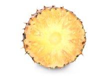 половинный ананас стоковые фотографии rf