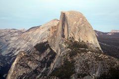 Половинный купол, национальный парк Yosemite Стоковое Фото