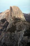 Половинный купол, национальный парк Yosemite Стоковая Фотография