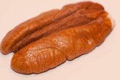 половинный пекан Стоковое Фото