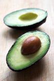 половины авокадоа Стоковая Фотография RF