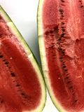 Половины арбуза Стоковые Изображения RF