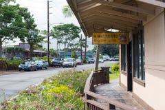 положение Гавайских островов Стоковое Фото