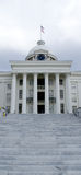 положение капитолия здания Алабамы Стоковое фото RF