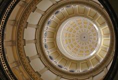 положение купола colorado капитолия Стоковая Фотография RF