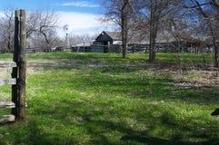 положение парка холма кедра Стоковая Фотография RF